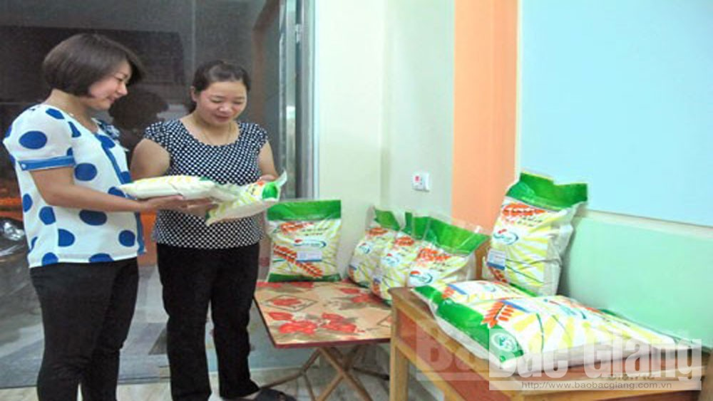Expanding market of Yen Dung fragrant rice