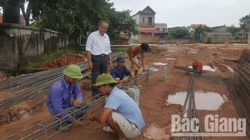 nông thôn mới, Việt Yên, Bắc Giang,
