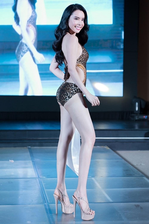 Cô gái, Đồng Tháp, đăng quang, Hoa hậu Du lịch Thế giới