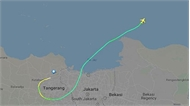 Rơi máy bay tại Indonesia: Xác định 188 người trên máy bay