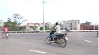 Nguy hiểm nút giao thông tại khu vực cầu Đồng Sơn