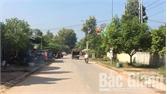 Lục Ngạn xây dựng hạ tầng kỹ thuật và khu dân cư đường Lê Duẩn kéo dài