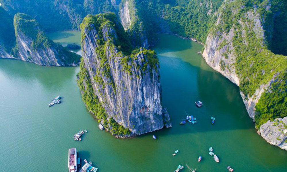 Hanoi, Ha Long Bay trip, affordable luxury, UK newspaper, The Independent,  three-day trip, affordable travel option
