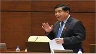 Bộ trưởng Nguyễn Chí Dũng: Đâu cũng cần nhưng ngân sách chỉ có vậy thôi