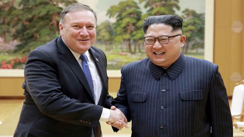 Mỹ đề nghị Triều Tiên phi hạt nhân hóa trước khi tuyên bố kết thúc chiến tranh