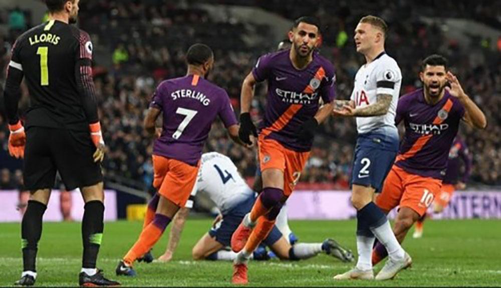 Man City, Tottenham, trở lại ngôi đầu, Ngoại hạng Anh, ông chủ Leicester, Vichai Srivaddhanaprabha