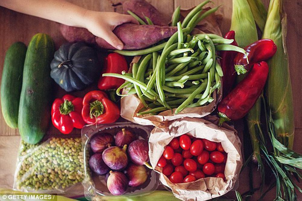 ăn rau quả, tác hại, thuốc lá