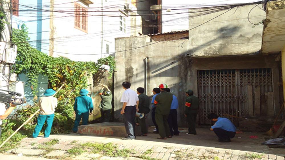 Cưỡng chế thi hành án dân sự tại phường Hoàng Văn Thụ