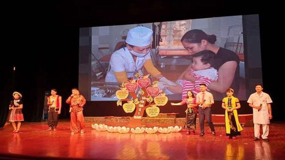 Hà Tĩnh giành giải Nhất cuộc thi y tế cơ sở giỏi năm 2018
