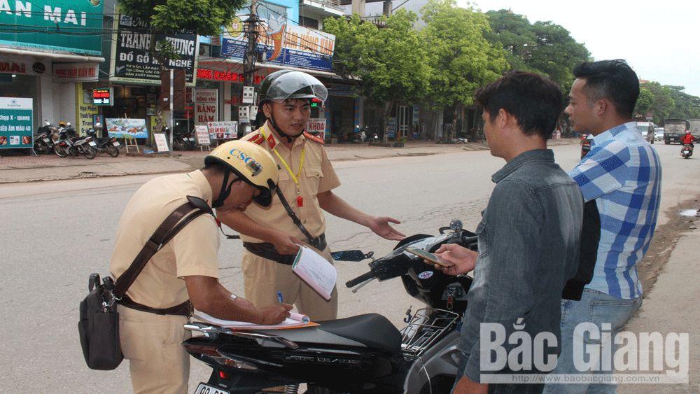 Bảo đảm an toàn giao thông: Kiểm soát chặt chẽ từ cơ sở