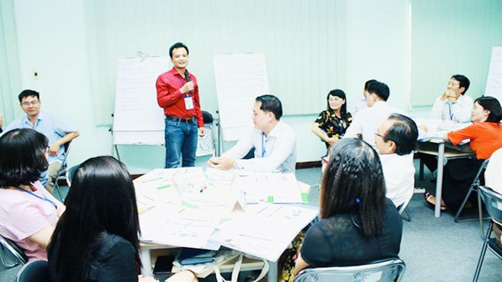 Higher education administrators get international training