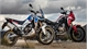 Siêu mô tô đường trường 2019 Honda Africa Twin bản nâng cấp lộ diện