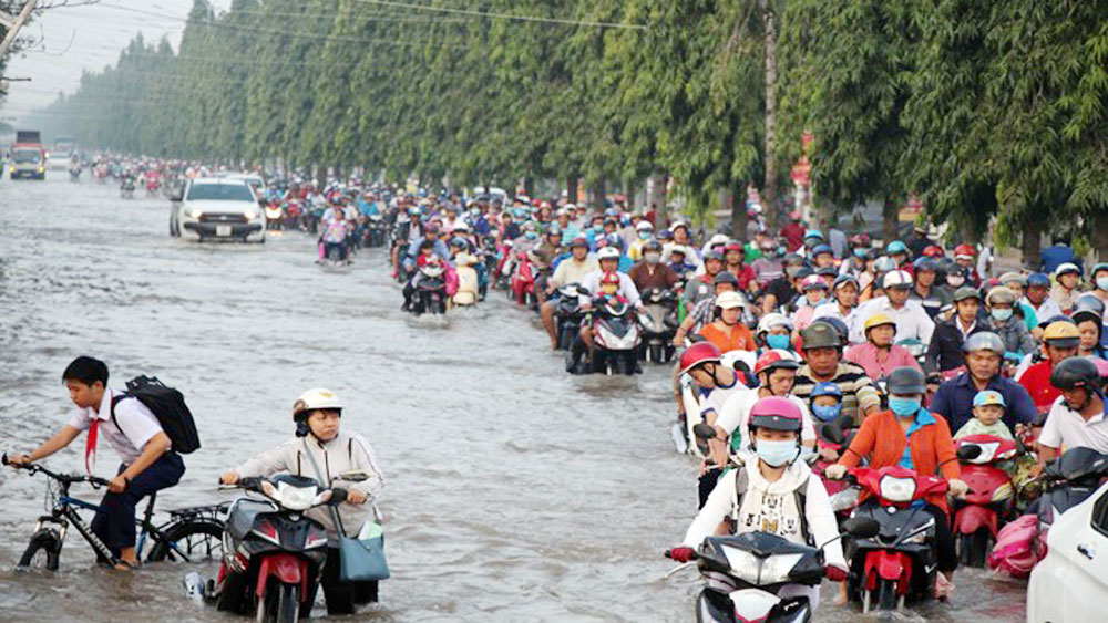 NAMA project supports climate change response in Vietnam
