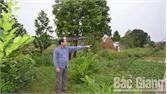 """Xã Lam Cốt (Tân Yên) không gây khó khăn cho người dân khi làm """"sổ đỏ"""""""