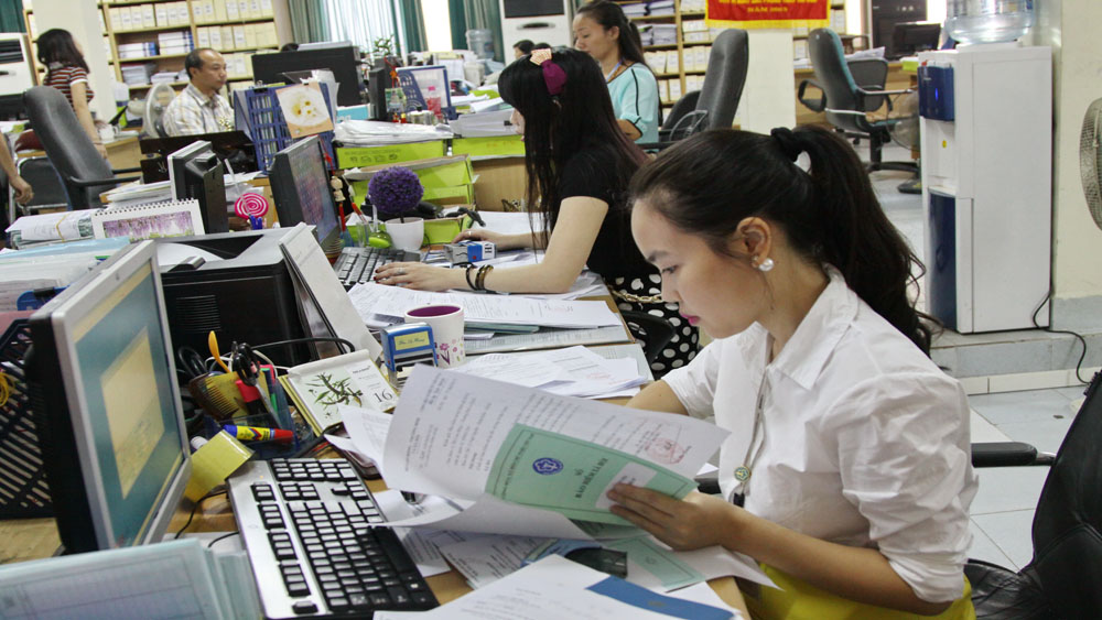 Bac Giang is among localities with highest rate of compulsary social insurance coverage