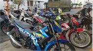 Bắt gần 100 đối tượng cổ vũ, đua xe trên quốc lộ 1 ở Cần Thơ