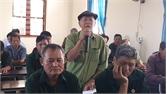 Tiếp xúc, đối thoại với hội viên cựu chiến binh