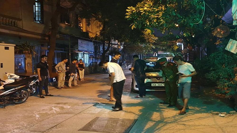 Xác định danh tính tài xế taxi bị bắn rồi cán qua người sau va chạm giao thông