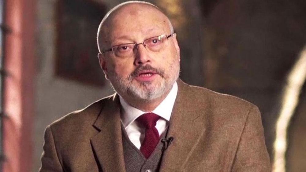 Thổ Nhĩ Kỳ, nhà báo Khashoggi, bị siết cổ, lãnh sự quán