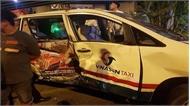 Phó trưởng Công an thị xã Đồng Xoài có dấu hiệu vi phạm nồng độ cồn khi gây tai nạn