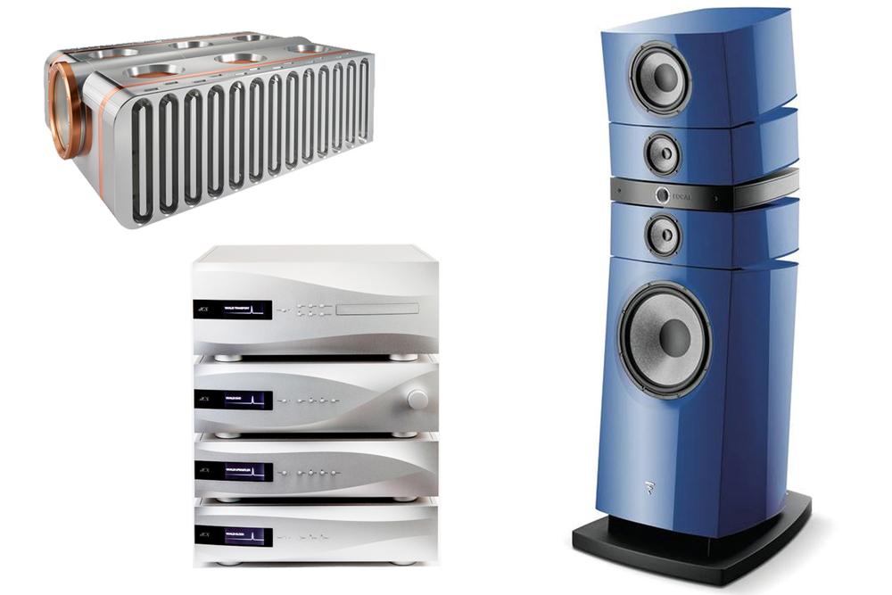 Loa Karaoke, Thiết bị âm thanh, Dàn máy giá trị cao, Vietnam Hi-end Show, Loa B&W, Thiết kế khí động học