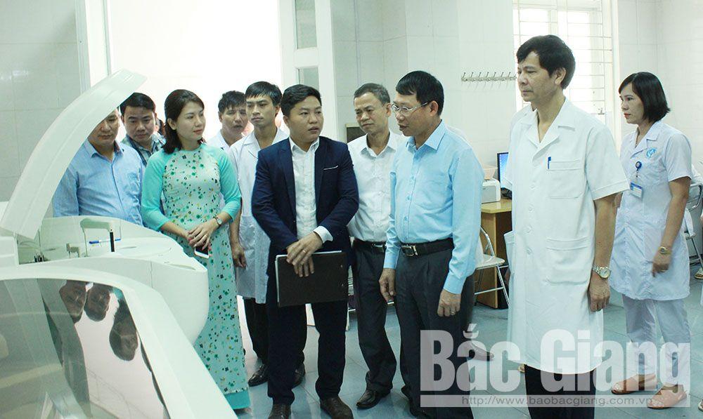 Bắc Giang, bệnh viện, sản - nhi, Quỹ Bảo trợ trẻ em