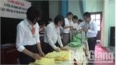 Hơn 1.900 hồ sơ đấu giá quyền sử dụng đất ở tại xã Tân An