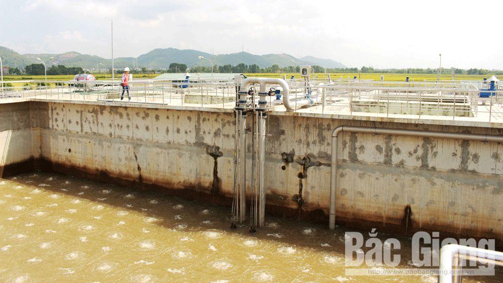 môi trường, ô nhiễm, khu công nghiệp, Bắc Giang, công ty xả thải, công nhân, người lao động,