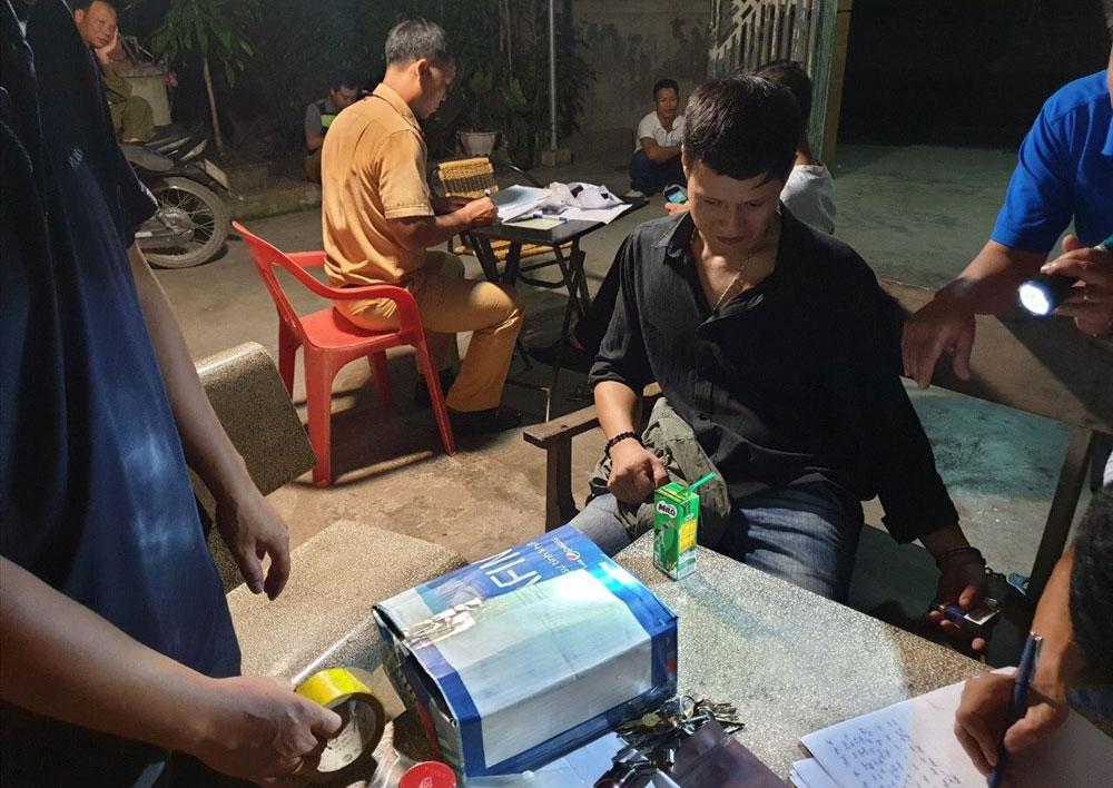 Cảnh sát giao thông Thanh Hóa, phát hiện, bắt giữ, hơn 11kg ma túy