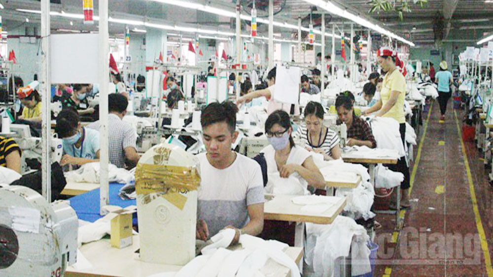 Bac Giang draws over 1,100 projects in socio economic development