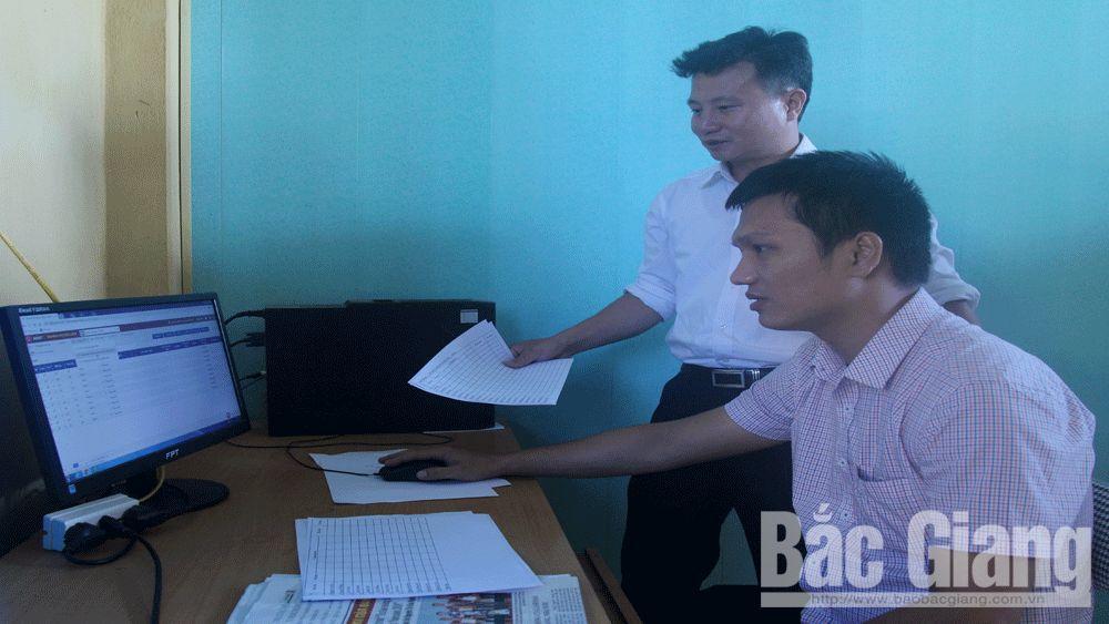 năm học 2018-2019, ứng dụng công nghệ thông tin, Bắc Giang, Phần mềm quản lý giáo dục
