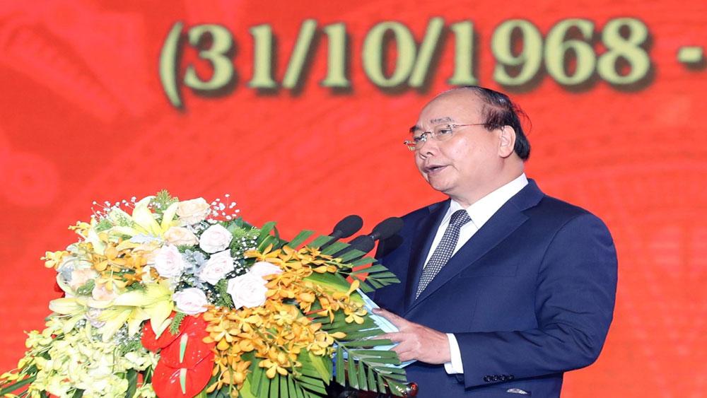 Thủ tướng, Chính phủ, Nguyễn Xuân Phúc, Lễ kỷ niệm 50 Chiến thắng Truông Bồn