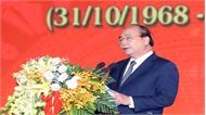 Thủ tướng Chính phủ Nguyễn Xuân Phúc dự Lễ kỷ niệm 50 Chiến thắng Truông Bồn