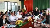 Phòng Giáo dục và Đào tạo Lục Ngạn sẽ kiểm tra công tác tổ chức bữa ăn bán trú tại Trường Mầm non Nam Dương