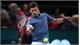 Djokovic gặp Federer ở bán kết Paris Masters