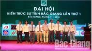 Đại hội Hội Kiến trúc sư tỉnh Bắc Giang lần thứ I