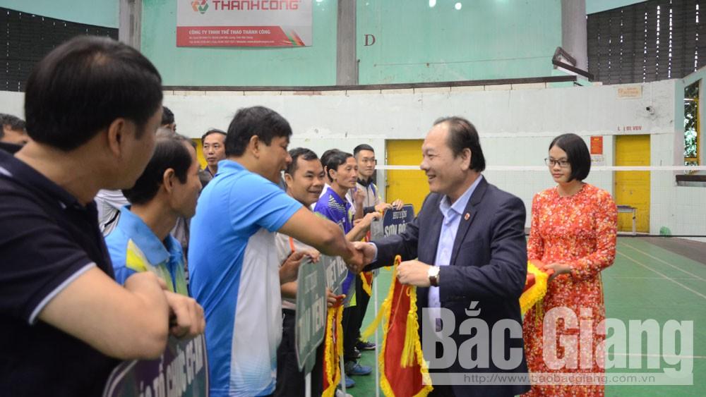 Giải cầu lông truyền thống Mặt trận Tổ quốc tỉnh
