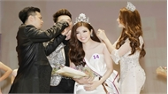 Ứng xử bằng tiếng Anh lưu loát, Thiên Hương đăng quang Miss Vietnam Worldwide 2018