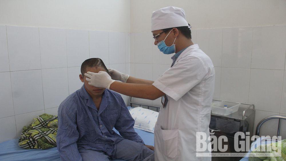 Bệnh viện Đa khoa tỉnh Bắc Giang: Phát triển kỹ thuật tạo hình họp sọ chuyên sâu