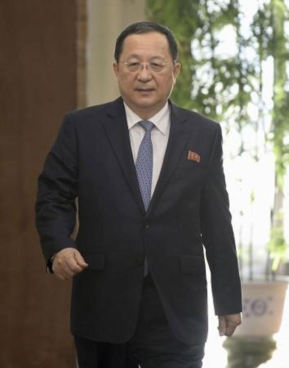 Triều Tiên, cảnh báo, có thể, khôi phục, kho vũ khí hạt nhân, Mỹ, không dỡ bỏ, các lệnh trừng phạt