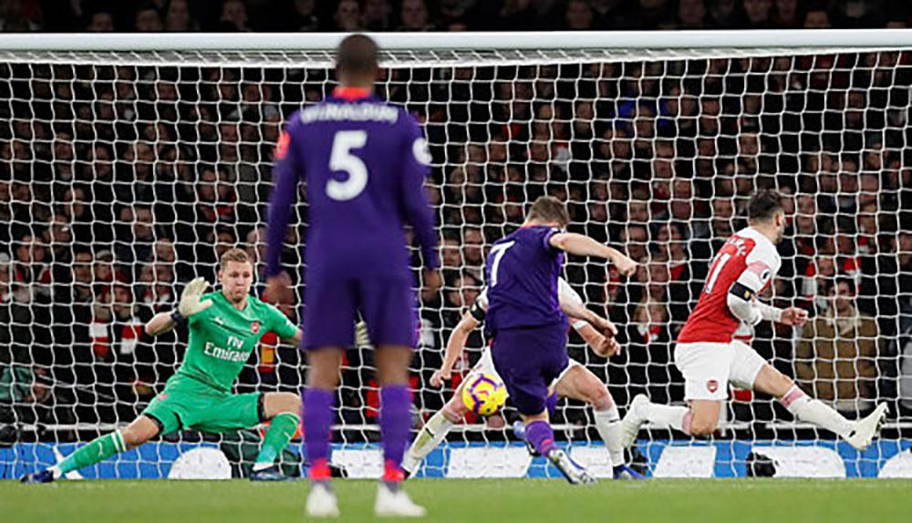 Liverpool, Arsenal, bóng đá, Ngoại hạng Anh, Man City
