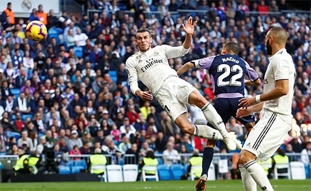 Real, Valladolid, Ramos, Solari, La Liga, Bernabeu