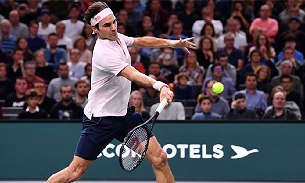 Federer, Djokovic, Paris Masters