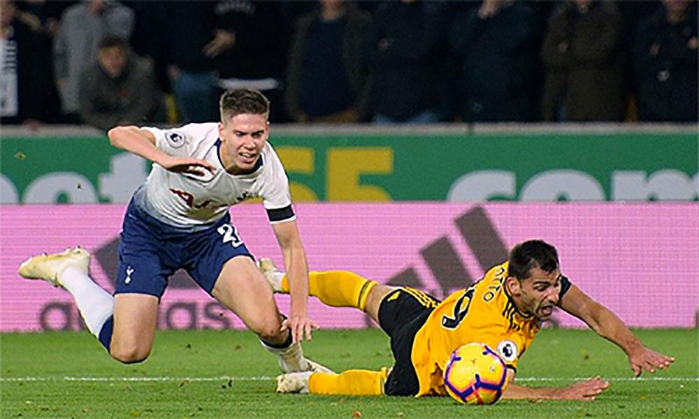 Tottenham, Arsenal, Wolves
