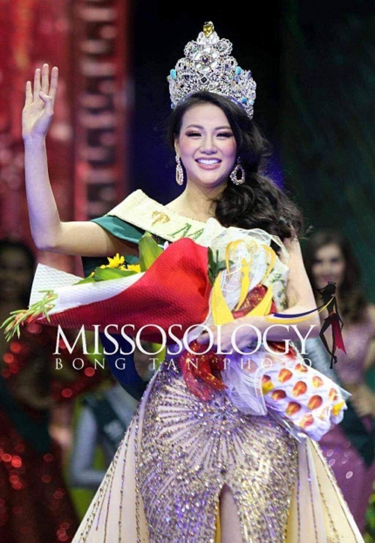 Phương Khánh, 'Nữ thần mặt trời', đăng quang, Miss Earth