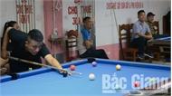 22 cơ thủ tranh giải billiards toàn tỉnh - Cúp Ma Cao năm 2018