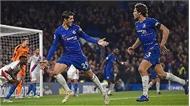 Morata tỏa sáng giúp Chelsea lên Nhì bảng Ngoại hạng Anh