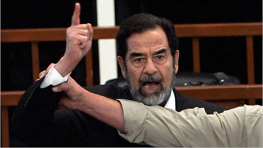 Iraq, Saddam Hussein, án tử, treo cổ, hành quyết