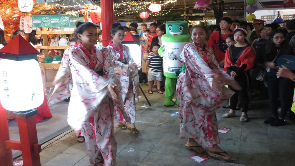 Bế mạc, Lễ hội, Văn hóa - Thương mại Việt Nam, Nhật Bản, Cần Thơ