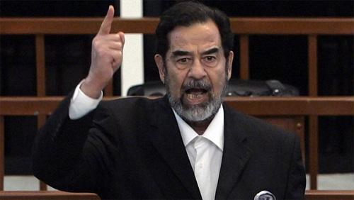Án tử cho Saddam Hussein - 'Một trò chơi chính trị'?
